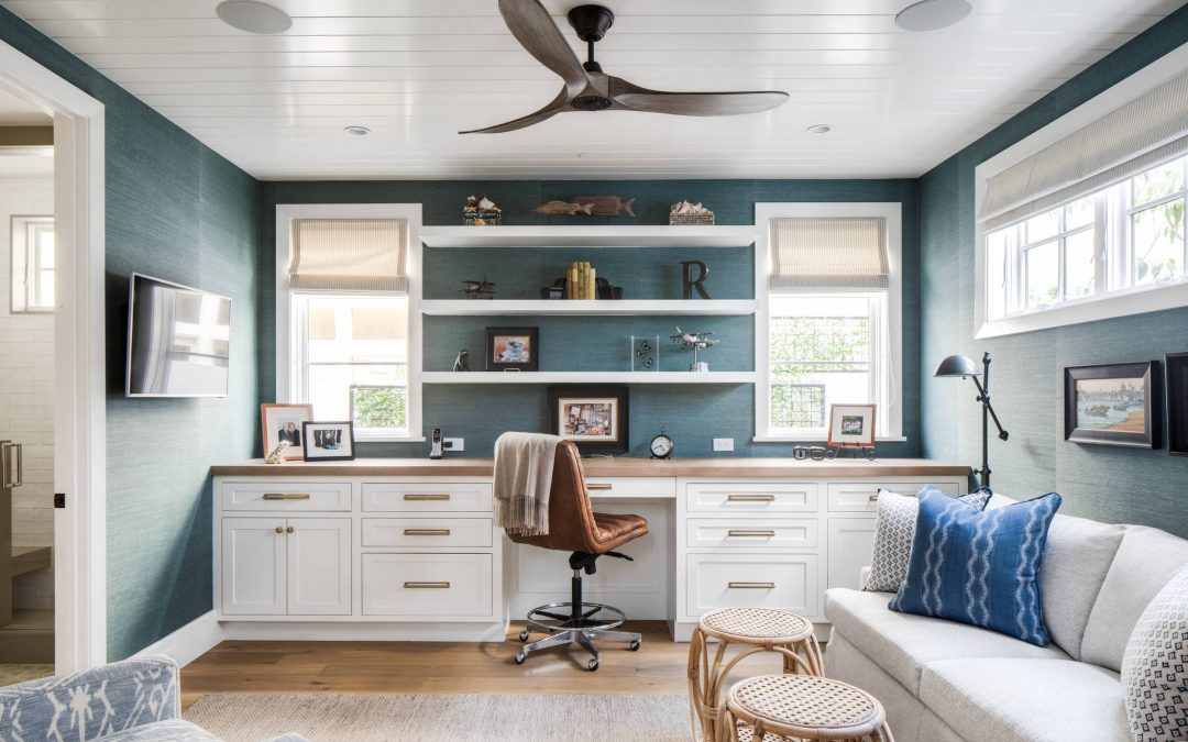 2 WAYS TO CLAIM HOME OFFICE TAX DEDUCTION